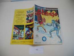 STRANGE EDITION LUG N°161  IRON MAN /// L'ARAIGNEE ///  DAREDEVIL /// ROM ////// TBE  C2 - Strange