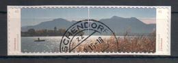 BRD - 2015 - MiNr. 3167+3168 - Chiemsee-Panorama - Selbstklebend Auf Papier - Gestempelt - [7] Repubblica Federale