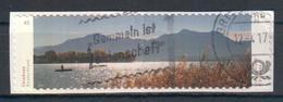 BRD - 2015 - MiNr. 3167+3168 - Chiemsee-Panorama - Selbstklebend Auf Papier - Gestempelt - [7] République Fédérale