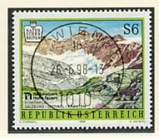 ÖSTERREICH Mi. Nr. 2183  Naturschönheiten In Österreich - Used - 1991-00 Usati