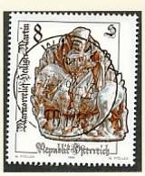 ÖSTERREICH Mi. Nr. 2283 Altes Kunsthandwerk - Used - 1991-00 Usati
