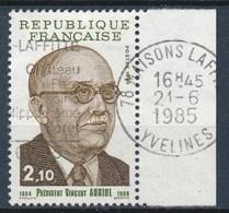 France - Président Vincent Auriol YT 2344 Obl. - France