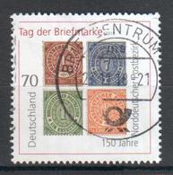 BRD - 2018 - MiNr. 3412 - Gestempelt - [7] République Fédérale