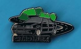 1 PIN'S //   ** CITROËN / BX ** . (Decat Paris) - Citroën