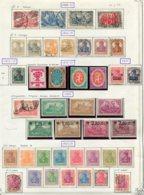 10883 ALLEMAGNE   Collection Vendue Par Page */°  1905-22   B/TB - Verzamelingen