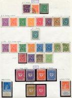 10887 ALLEMAGNE   Collection Vendue Par Page */°  Dont N° 211°   1921-22    TB - Verzamelingen