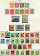 10888 ALLEMAGNE   Collection Vendue Par Page */°     1923    TB - Verzamelingen