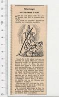 Presse 1955 Pélerinage Notre-Dame D'Alet (Languedoc) Aiguillon De Laboureur Attelage De Boeufs Labour 51CEM-C6 - Sin Clasificación