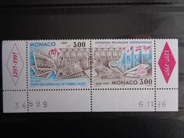 1996 -Y&T N° 2082 & 2083 ** - 60e ANNIV. DE L'OFFICE DES EMISSIONS DE TIMBRES POSTE..... - Neufs
