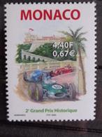 MONACO 2000 Y&T N° 2251 ** - 2e GRAND PRIX HISTORIQUE - Nuovi