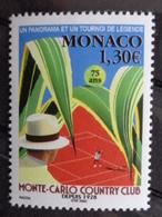 MONACO 2003 Y&T N° 2386 ** - TENNIS MASTERS MONTE CARLO 2003 - Unused Stamps