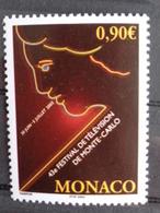 MONACO 2003 Y&T N° 2396 ** - 43e FESTIVAL DE TELEVISION DE MONTE CARLO - Unused Stamps