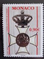 MONACO 2004 Y&T N° 2441 ** - CINQUANTENAIRE DE L'ORDRE DES GRIMALDI - Nuovi
