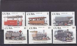 Cuba Nº 2216 Al 2221 - Nuevos