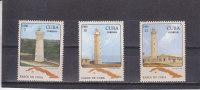 Cuba Nº 2222 Al 2224 - Nuevos