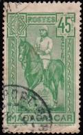MADAGASCAR (Malagasy) - Scott #181 General Gallieni / Used Stamp - Madagascar (1889-1960)