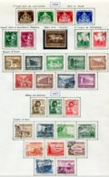 10897 ALLEMAGNE   Collection Vendue Par Page */°    1936-37  TB - Verzamelingen