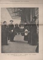 LA FRANCE ILLUSTREE 25 08 1900 - SHAH DE PERSE - FEDERATION INTERNATIONALE ETUDIANTS - EXPOSITION CAMBODGIENS LAOTIENS - Periódicos