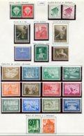 10899 ALLEMAGNE   Collection Vendue Par Page */°    1939  TB - Verzamelingen