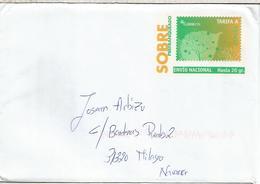 ENTERO POSTAL TARIFA A  CIRCULADO - 1931-Hoy: 2ª República - ... Juan Carlos I