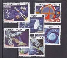 Cuba Nº 2184 Al 2189 - Nuevos