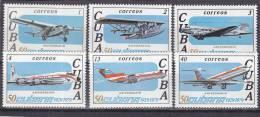 Cuba Nº 2148 Al 2153 - Nuevos