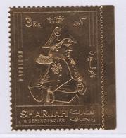 FUJEIRA AERIENS ** MNH Neuf Sans Charnière, 1 Valeur, TB (D8261) Timbre OR, Napoléon - 1970 - Fujeira