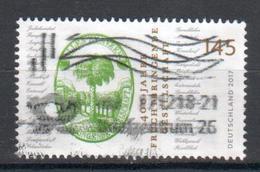 BRD - 2017 - MiNr. 3328 - Gestempelt - [7] République Fédérale