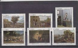 Cuba Nº 2099 Al 2104 - Nuevos