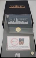 China - Volksrepublik - Anlagegold: 50 Yuan 2009, 1/10 OZ Panda 999/1000 Gold. Im Acrylblock Von Wal - Chine