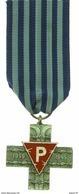 Auschwitz Cross - Medals