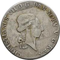 Norwegen: Christian VII. 1766-1808: ½ Speciedaler 1797, Kongsberg, Ahlström 23, Sehr Schön. - Norvège