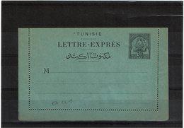 COMP2 - TUNISIE EP CL EXPRES NEUVE ACEP N°1 PATTES COLLEES - Tunisie (1888-1955)