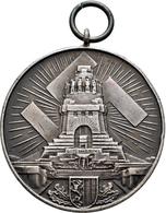 Medaillen Deutschland: 20. Deutsches Bundes-Schießen 1934 In Leipzig: Lot 4 Medaillen; Silbermedaill - Allemagne