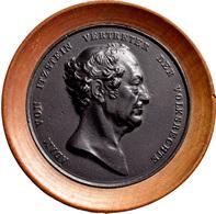Medaillen Deutschland - Geographisch: Baden: Eisengussmedaille 1842, Von Christensen, Auf Den Badisc - Allemagne