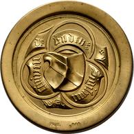 Medaillen Deutschland - Geographisch: Baden-Baden: Einseitige Probeabschläge 2006 Von Victor Huster, - Allemagne