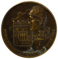 Medaillen Deutschland - Geographisch: Bayern: Lot 2 Stück; Set: Medaille, Tragbare Miniatur Und Anst - Allemagne
