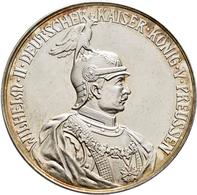 Medaillen Deutschland - Geographisch: Berlin: Silbermedaille 1987 Von Victor Huster, Nach Einem Mode - Allemagne