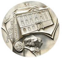 Medaillen Deutschland - Geographisch: Esslingen A.N.: Silbermedaille 1998 Von Victor Huster, 250 Jah - Allemagne