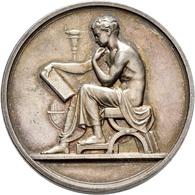Medaillen Deutschland - Geographisch: Stuttgart: Lot 3 Schulprämienmedaillen Des Königlichen Real Gy - Allemagne