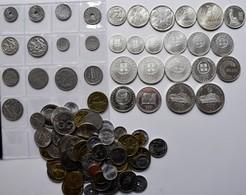 Griechenland: Sammlung Griechenland Mit Vielen Umlaufmünzen Und Einigen Gedenkmünzen Aus Silber. Kei - Grèce