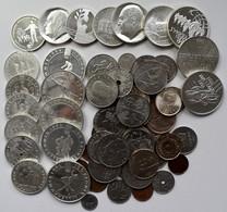 Norwegen: Lot Diverser Silber Gedenkmünzen (20), Dabei Auch Olympiade Lillehammer 1994. Dazu Noch Bi - Norvège