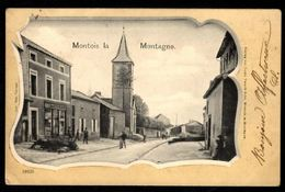MONTOIS LA MONTAGNE - France