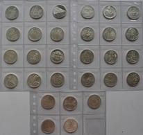 Tschechien: Lot 29 X 200 Kc Gedenkmünzen 1993-2000 (von KM# 10 Bis KM# 50), Angefangen Mit Novotny M - Tchéquie
