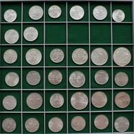 Tschechoslowakei: Augenscheinlich Komplete Sammlung Von Silber Gedenkmünzen Der Tschechoslowakei 194 - Czechoslovakia