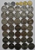 Ukraine: Über 40 Münzen Aus Der Ukraine, überwiegend Gedenkmünzen Aus CuNi. Dabei Karbovantsiv Und H - Ukraine