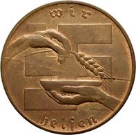 Medaillen Deutschland: Lot 5 Medaillen; U. A. Drittes Reich: 100 Schilling O. J. , Gau Wien Der NSDA - Allemagne