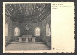 Abbaye D'Orval - Chapelle N.-D. Des Scouts - Intérieur - Florenville