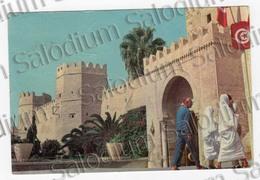 Les Remparts - Tunisia - TASSATO - Republique Tunisienne - Storia Postale - Tunisie (1956-...)