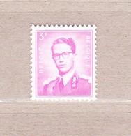 1958 Nr 1067** Zonder Scharnier, Koning Boudewijn,type Marchand. - 1953-1972 Brillen